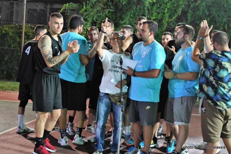 Ξεκίνησε το 2ο τουρνουά στη μνήμη του Ραφαήλ Σκεμπέ... και ήταν όλοι εκεί!! (pics)