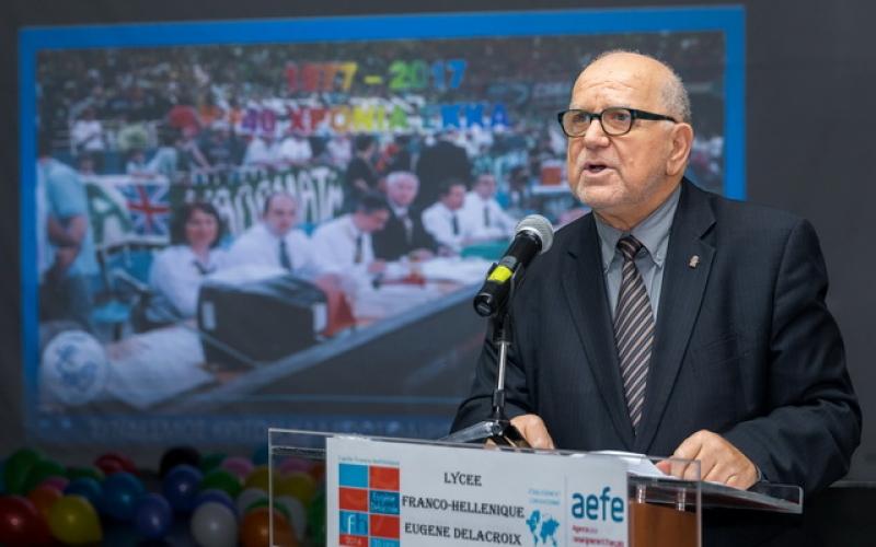 ΕΣΚΑ: Ανακοίνωσε την υποψηφιότητα του για τις εκλογές ο Αλεξόπουλος