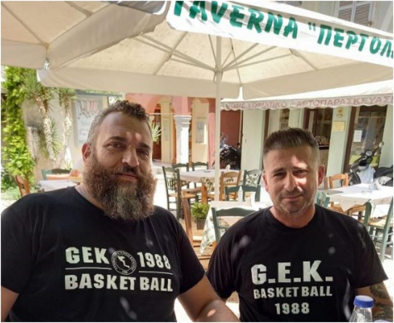 Β ΕΣΚΑΒΔΕ: Γ.Ε. Κέρκυρας: Νέος προπονητής ο Σπύρος Αλεξίου